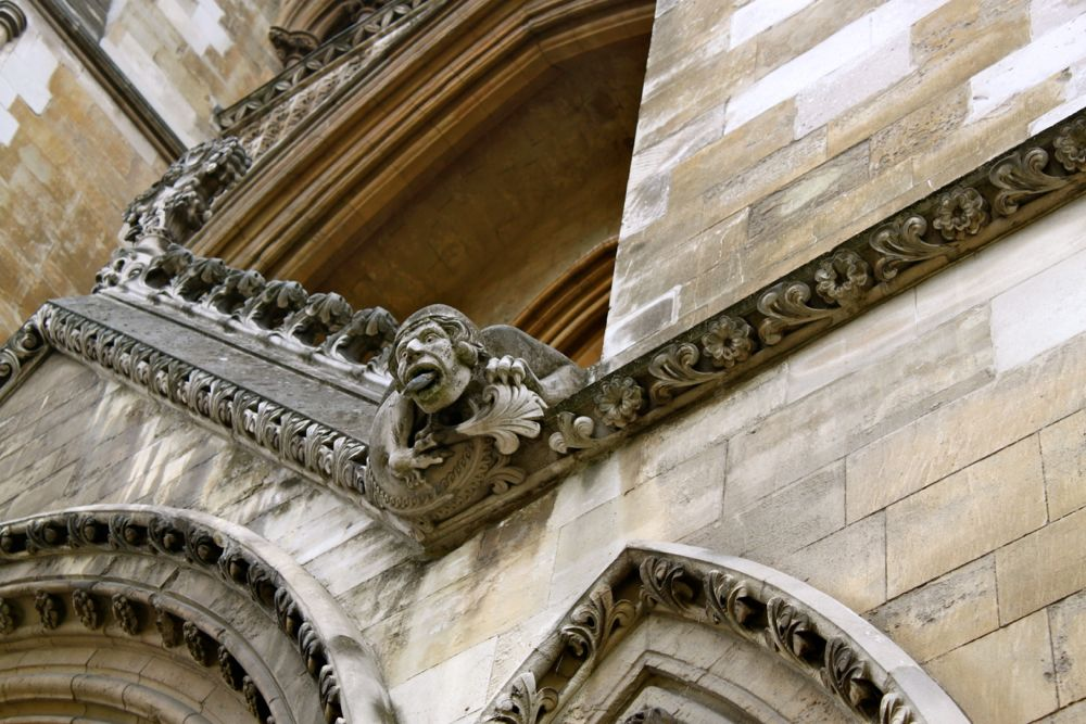 1391 -Westminster Abbey, London