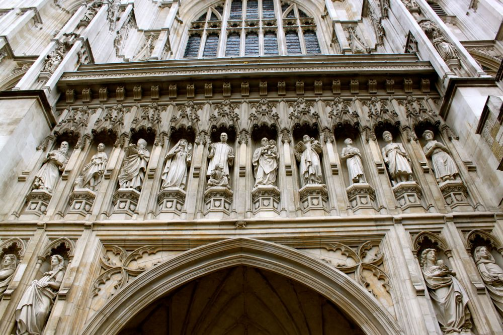 1399 -Westminster Abbey, London