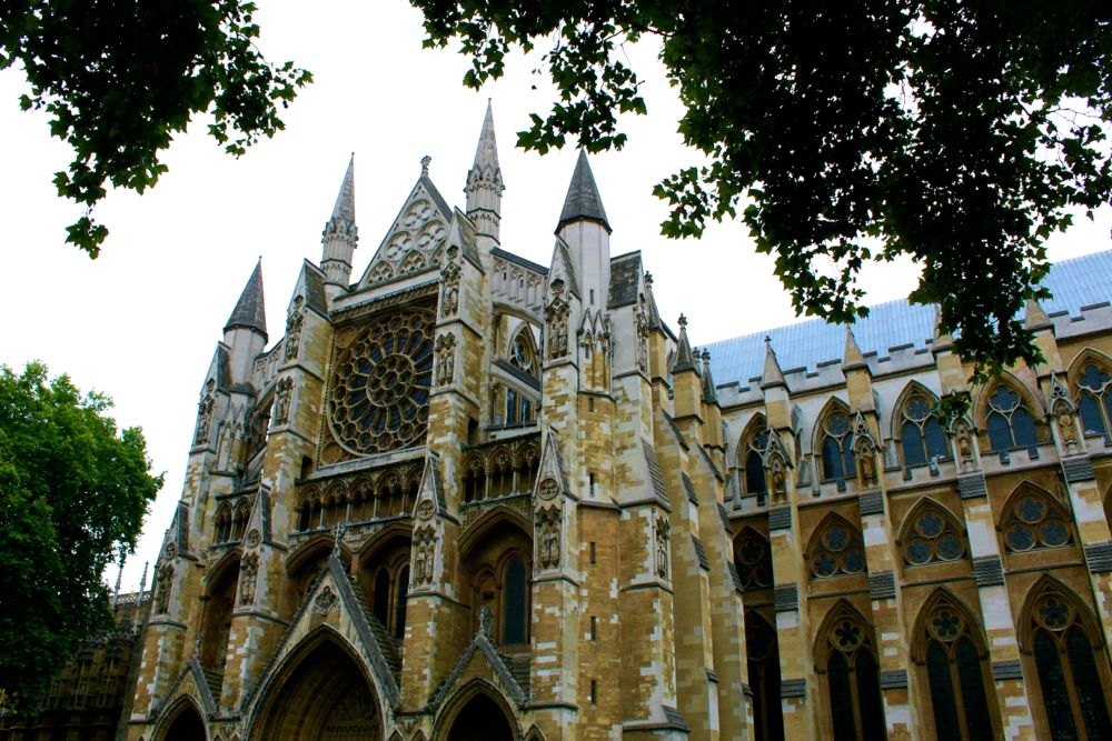 1400 -Westminster Abbey, London