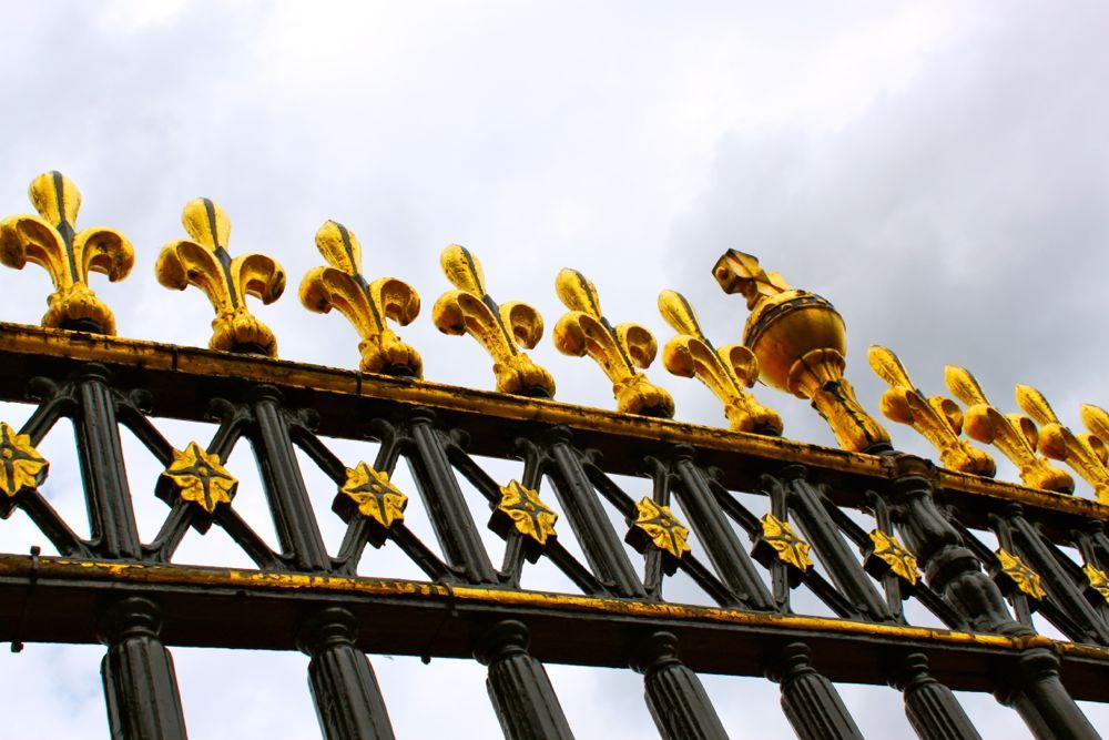 1446 -Buckinham Palace, London