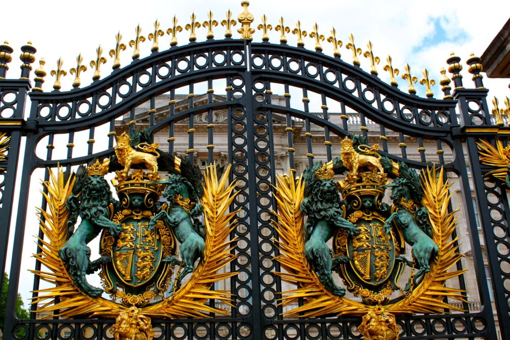 1452 -Buckinham Palace, London