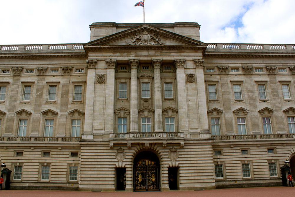 1456 -Buckinham Palace, London