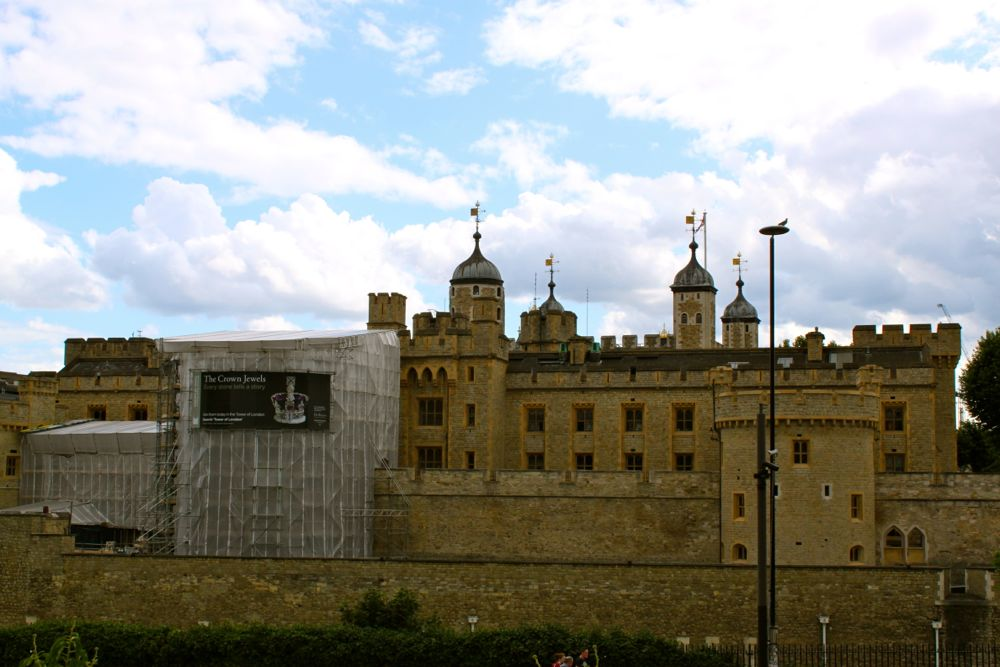 1484 -Tower of London, London
