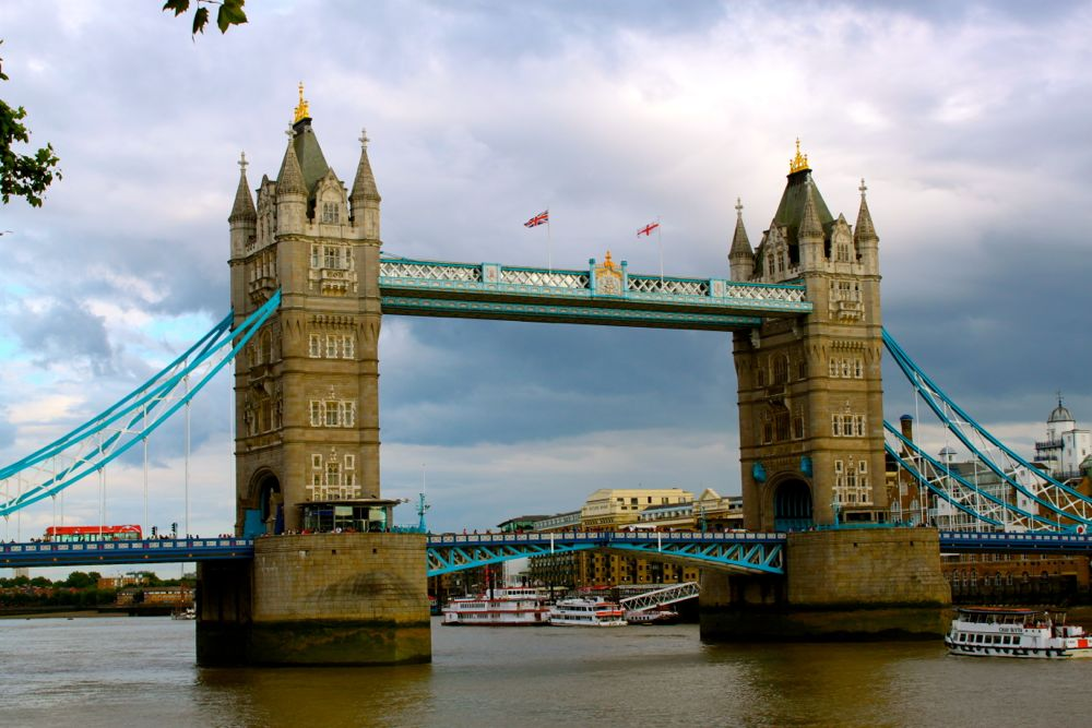1494 -Tower Bridge, London