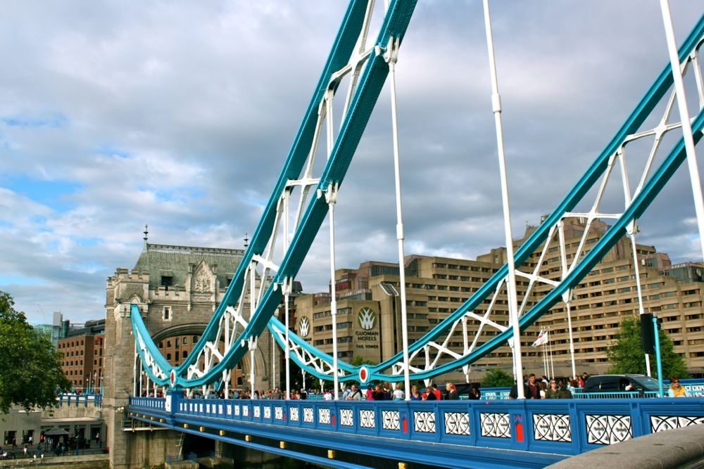 1499 -Tower Bridge, London