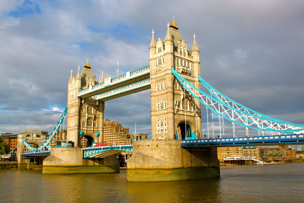 1505 -Tower Bridge, London
