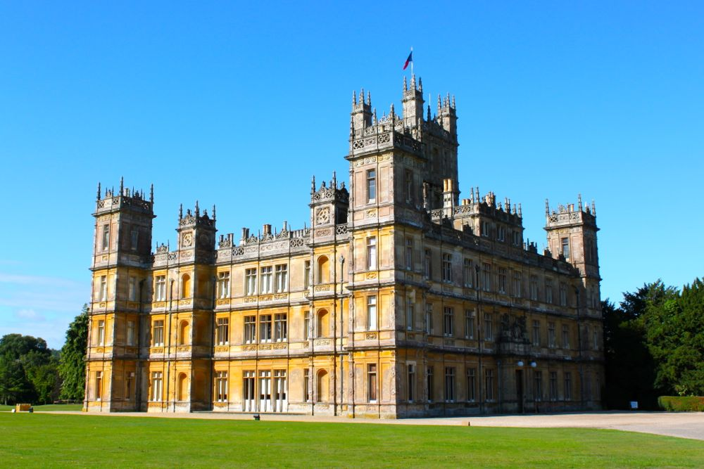 1524 -Highclere Castle