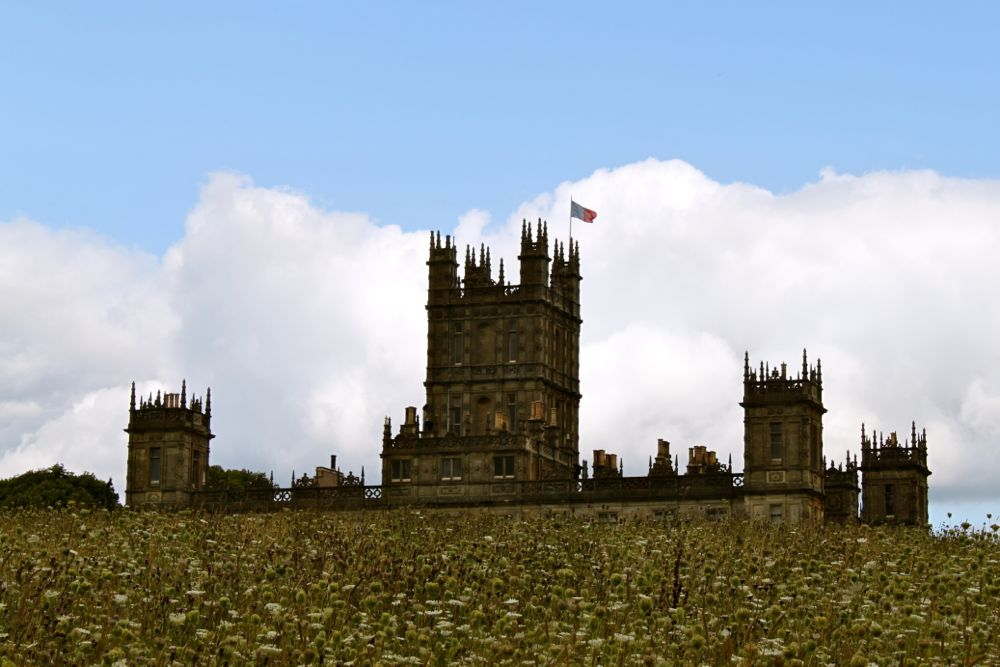 1573 -Highclere Castle