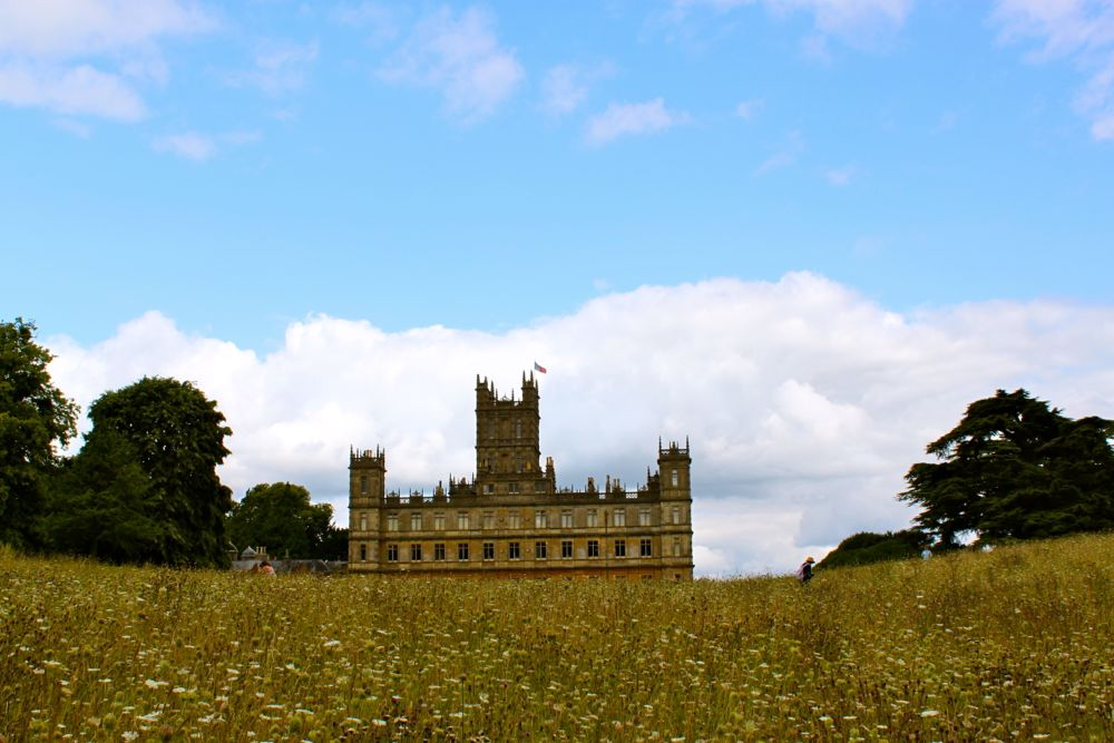 1575 -Highclere Castle