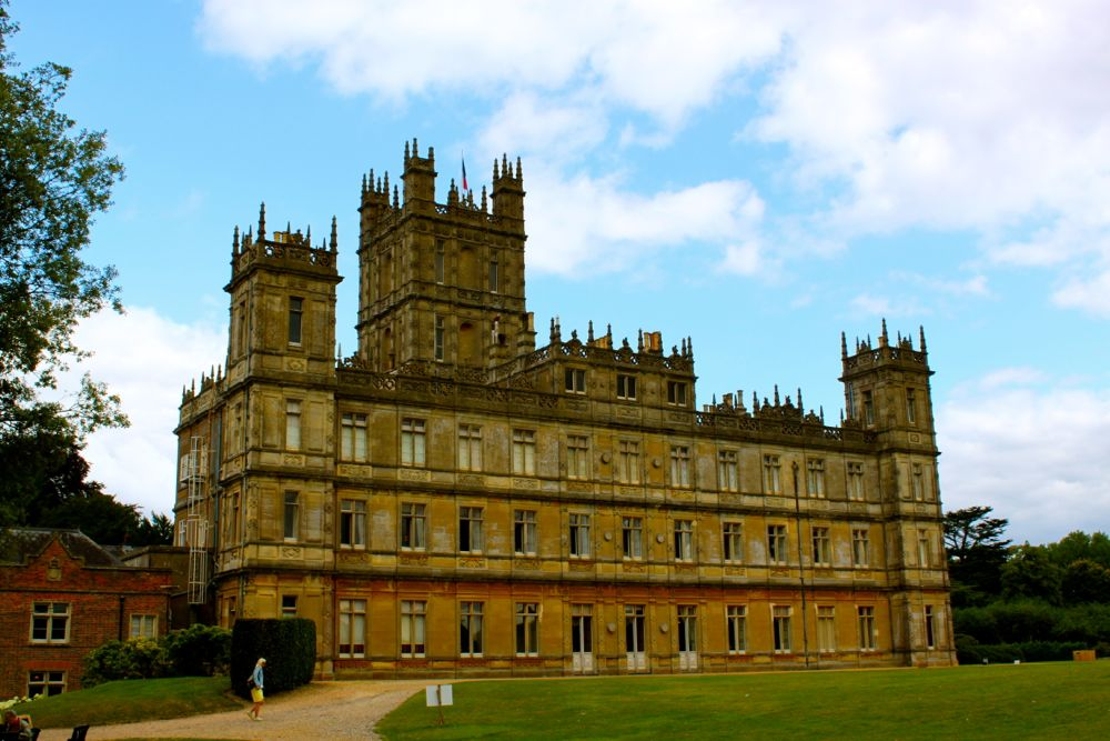 1578 -Highclere Castle