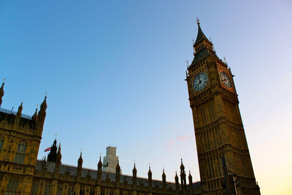 1590 - Big Ben, London