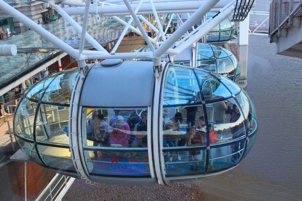 1594 - London Eye, London