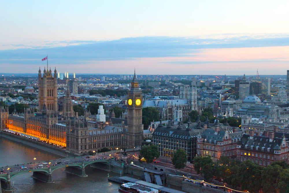 1604 - London Eye, London