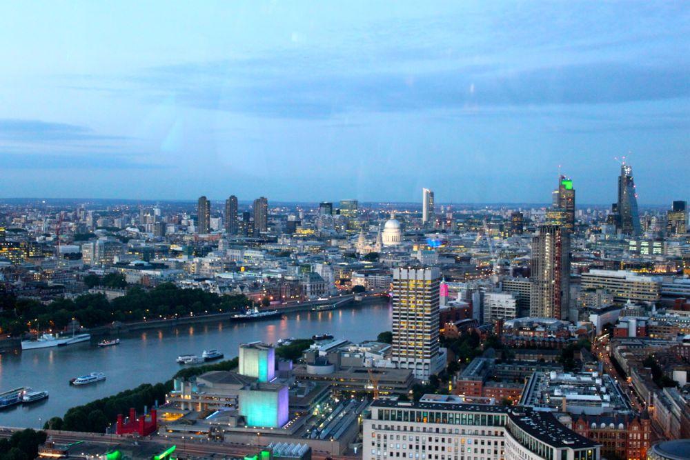 1608 - London Eye, London