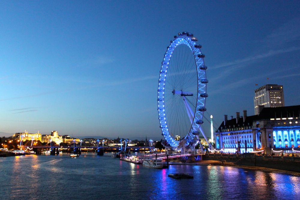 1621 - London Eye, London