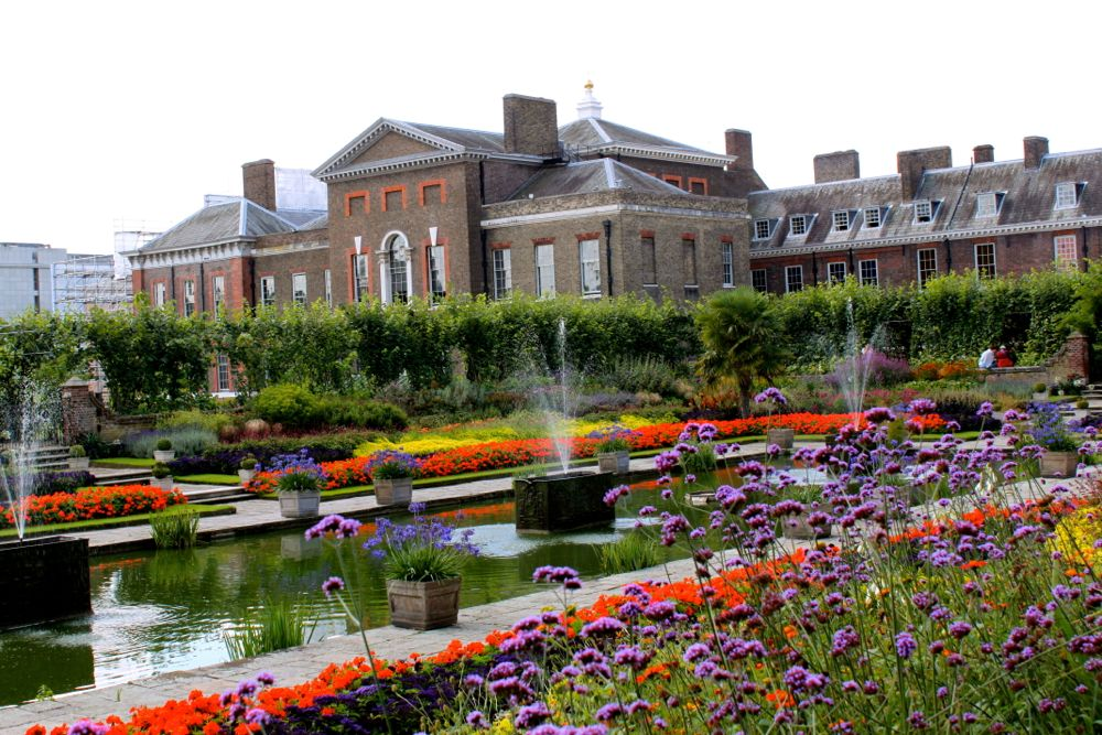 1687 - Kensington Palace, London
