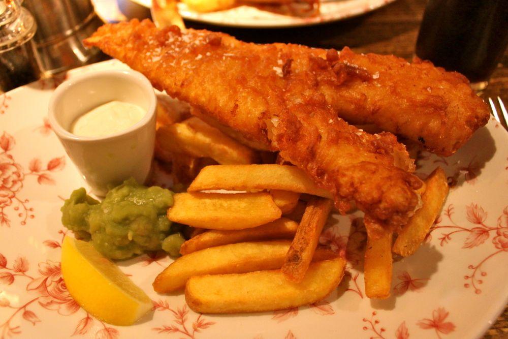 1716 - Dinner at Nicholson's