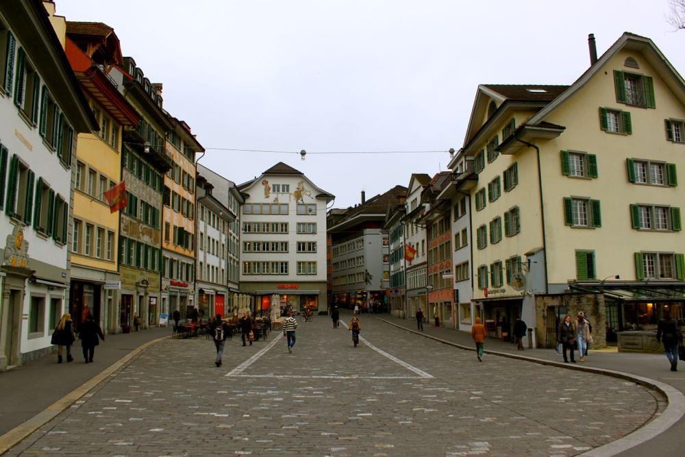 Old Town Lucerne1