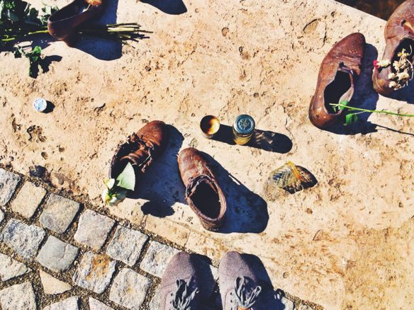 Budapest - Holocaust Shoe Memorial