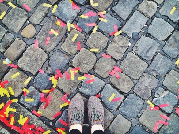 Lucerne: Parade Remnants