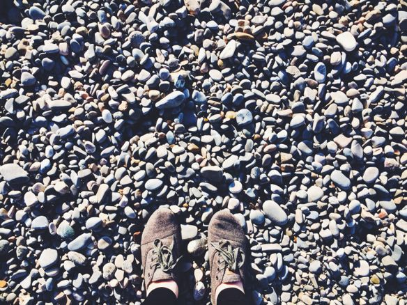 Nice - Pebbled Beaches