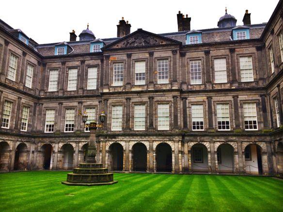 Holyrood Palace2