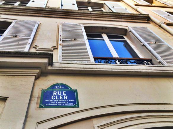 Rue Cler8
