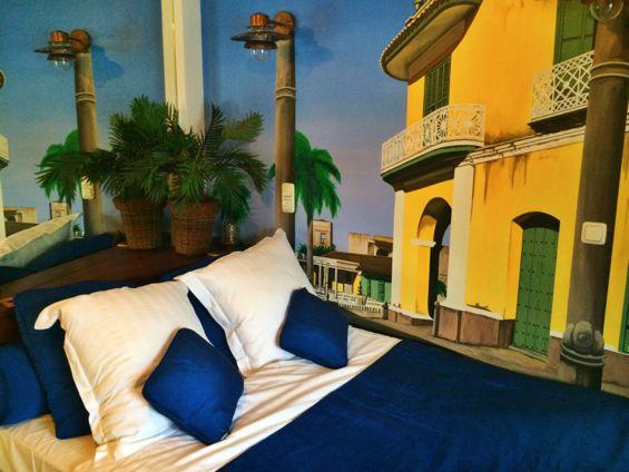 Hotel Welcome - Cuba1