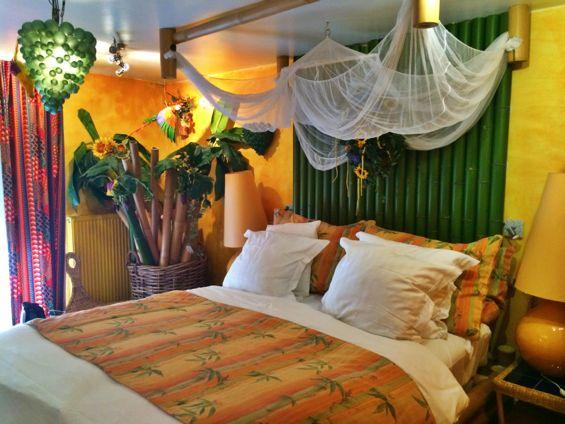 Hotel Welcome - Tahiti1