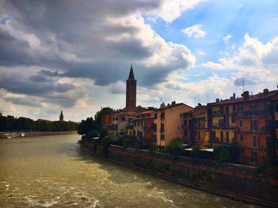 Verona River Adige