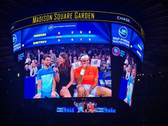Federer vs