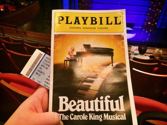 Beautiful on Broadway