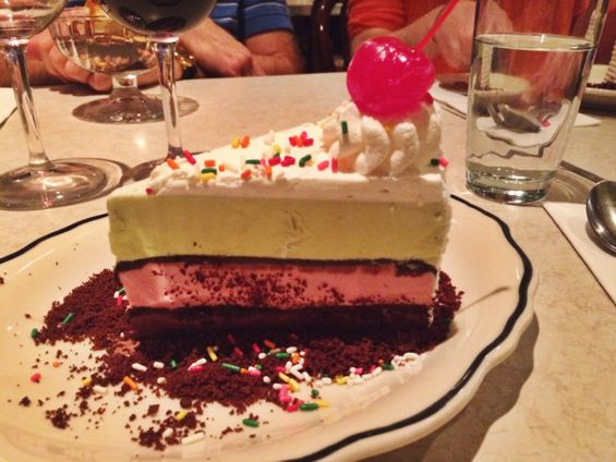 Parm UWS Ice Cream Cake