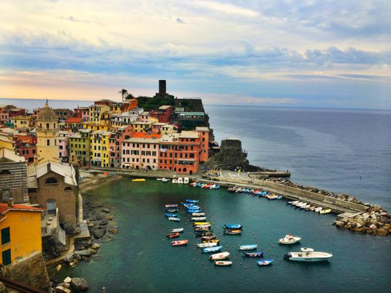 Vernazza Hike2