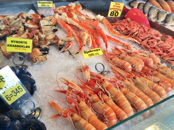 Bergen - Fish Market