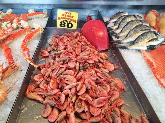 Bergen - Fish Market2