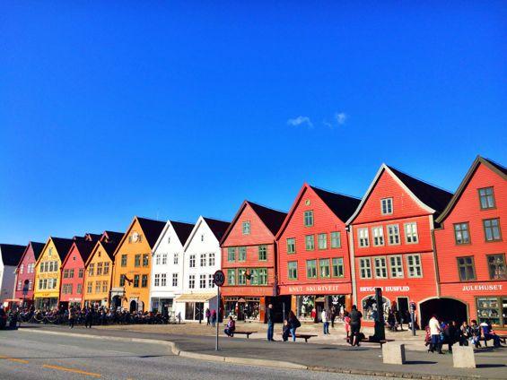 Bergen - The Bryggen2