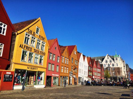 Bergen - The Bryggen3