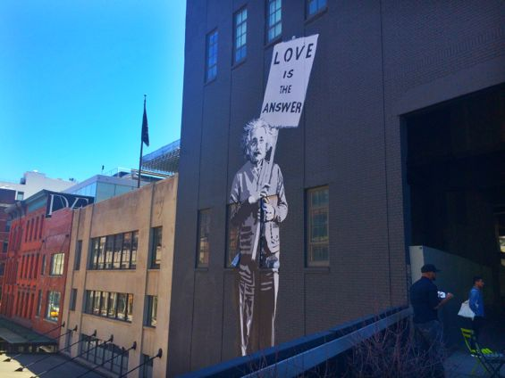 Highline Einstein