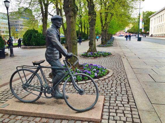 Oslo - Karl Johans Gate4