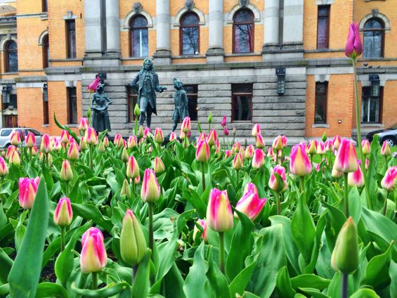 Oslo - National Theater2