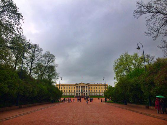 Oslo - Palace