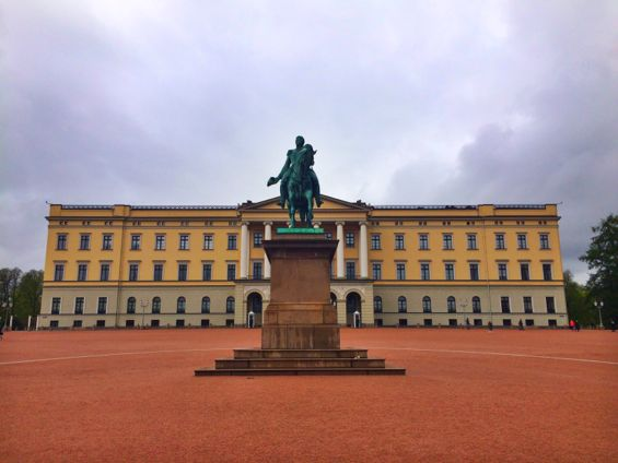 Oslo - Palace2