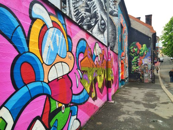 Oslo Street Art2