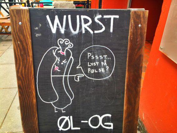Oslo - Wurst