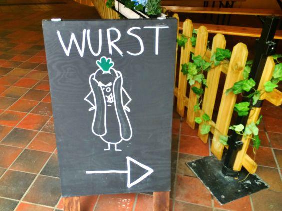 Oslo - Wurst3
