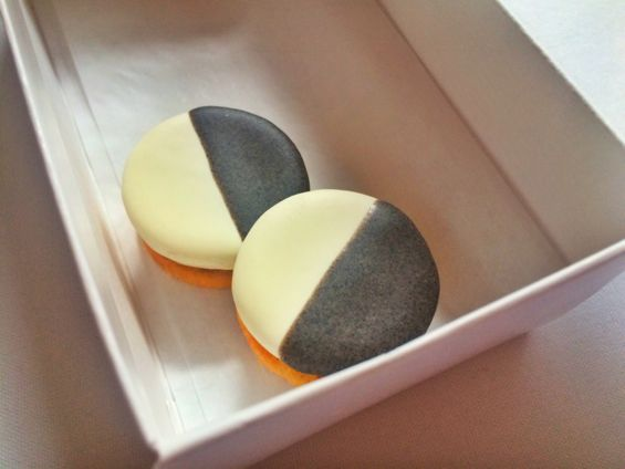 Eleven Madison Park - Black & White Cookies