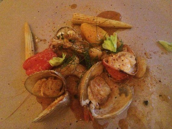 Eleven Madison Park - Lobster Boil