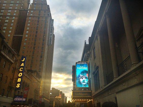 Les Miserables Broadway