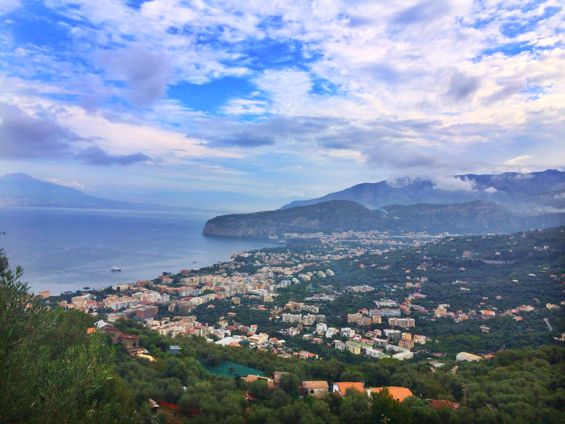 Looking out over Sorrento1